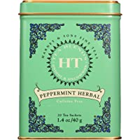 Harney & Sons Peppermint Herbal Tin, 20 Count