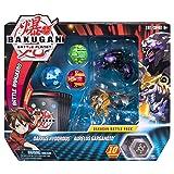 Bakugan Battle 5-Pack Darkus Hydorous & Aurelus