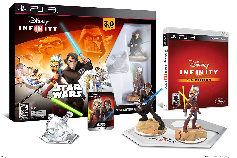 Disney Infinity 3.0 Edition Starter Pack - Playstation 3