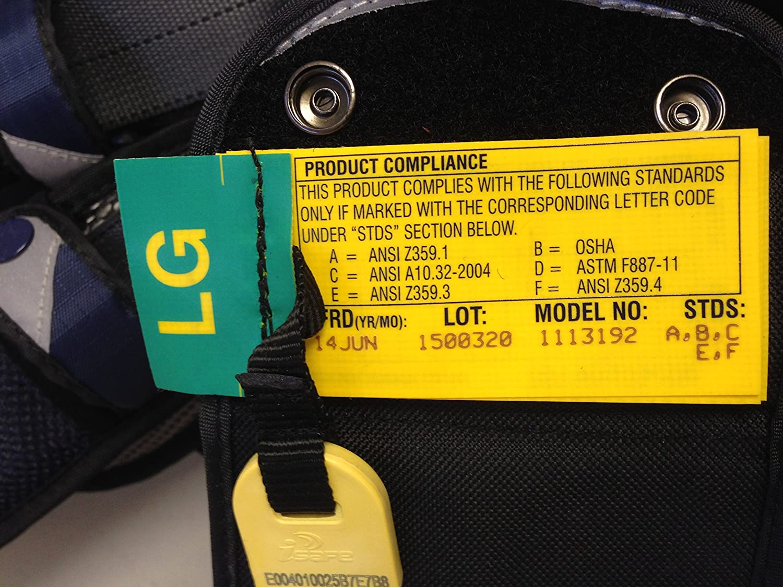 Capital Safety 1113192 ExoFit NEX - Arnés de escalada, tamaño ...
