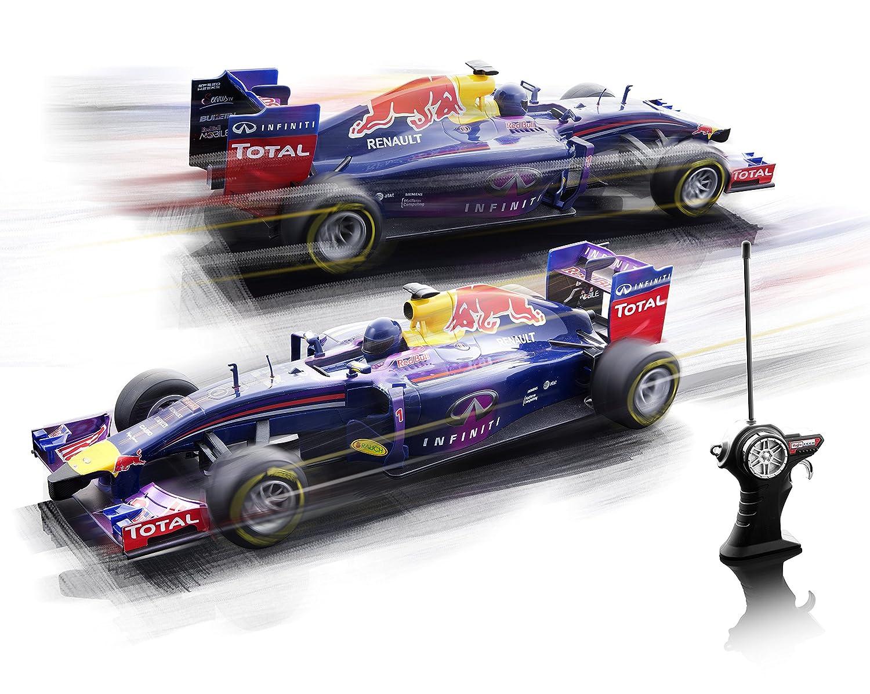 Amazon com: Maisto R/C 1:14 2014 Infiniti Red Bull RB10