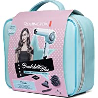 Remington D4110OB 2000 W Retro Hair Dryer, Bombshell Blue
