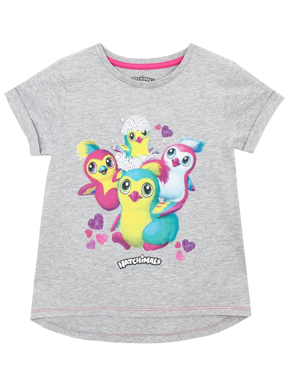 Hatchimals Girls Penguala T-Shirt