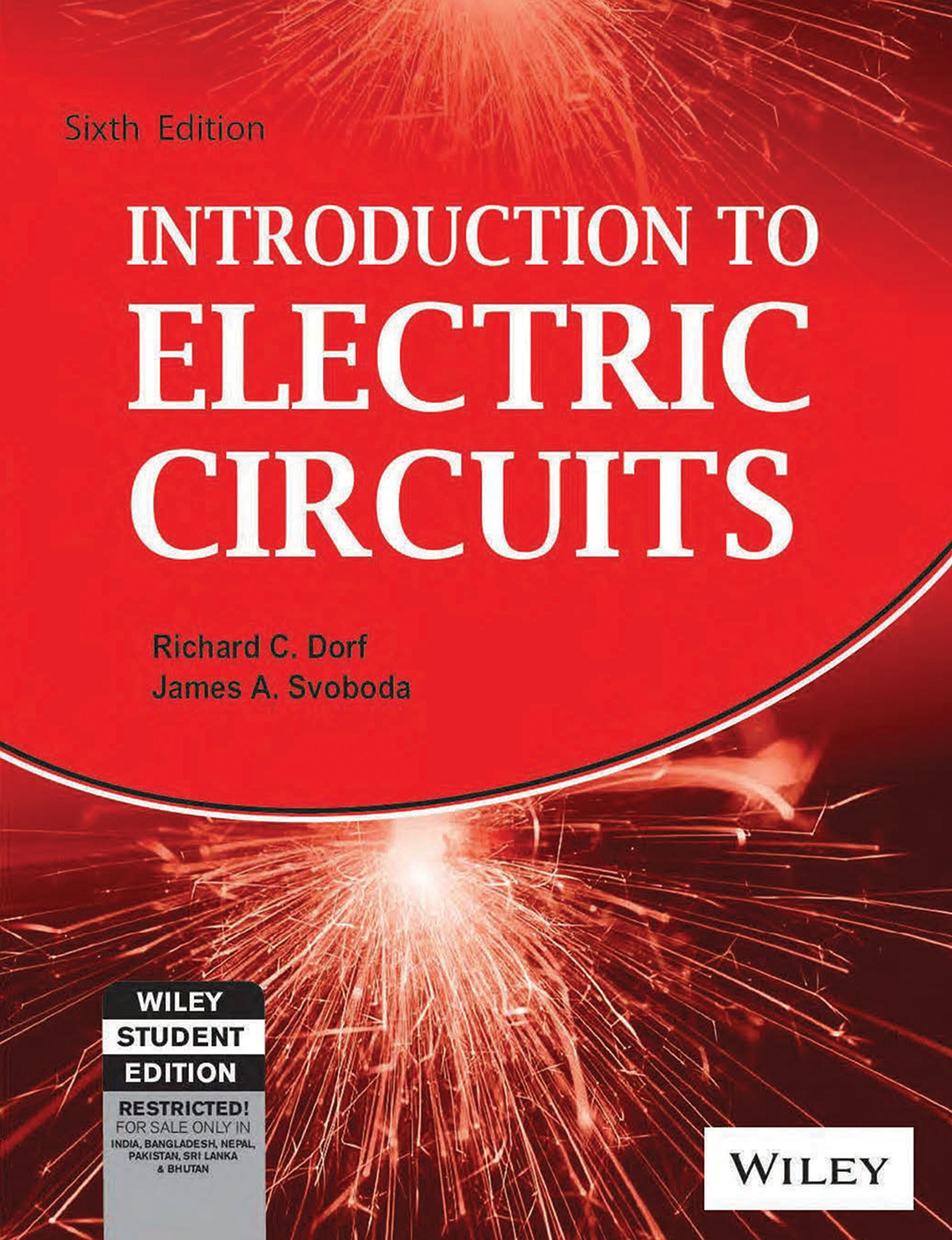 Buy Introduction To Electric Circuits Book Online At Low Prices In Electronic Electronics Circuit Analysis Free India Reviews Ratings