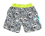 UV SKINZ Boys' 3-Piece Swim Set, UPF 50+ Sun