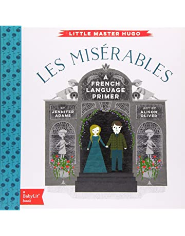 Les Miserables: A BabyLit® French Language Primer (BabyLit Primers)