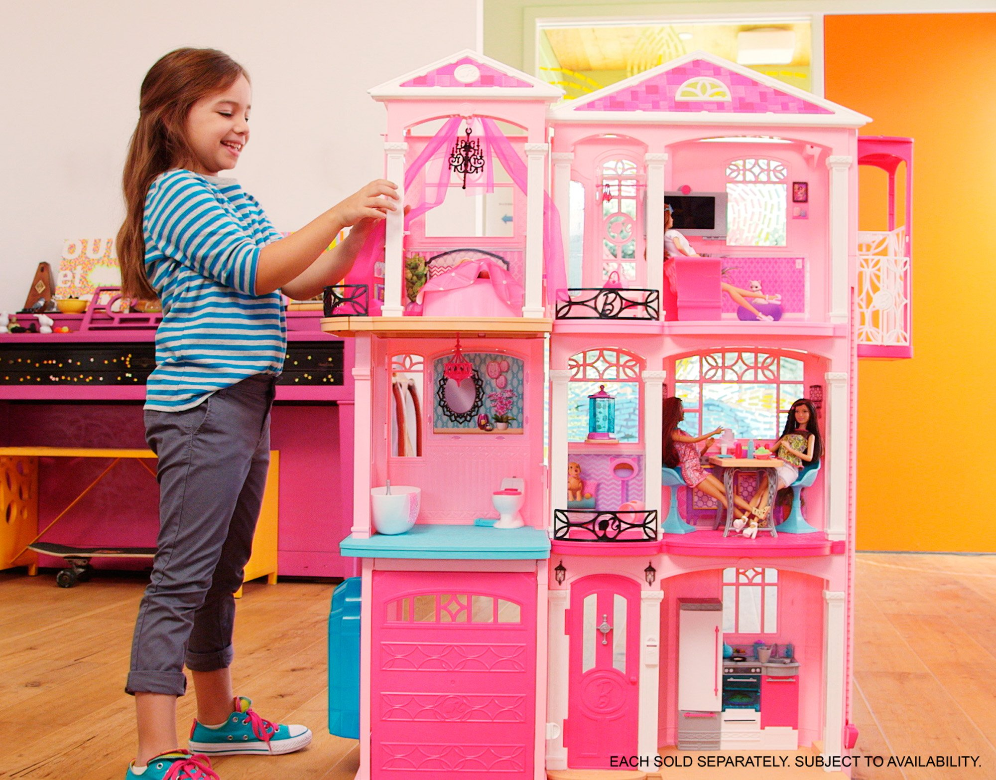 Barbie Dreamhouse by Barbie (Image #23)