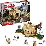 LEGO Star Wars: The Empire Strikes Back Yoda's Hut 75208 Buildin g Kit