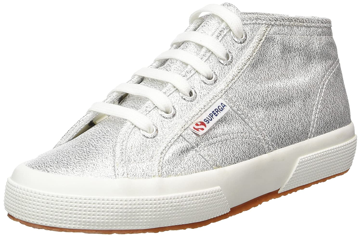 Superga femme, basses 2754 Lame, Sneakers basses femme, Argent - argent, Argent 40 - 6376248 - fast-weightloss-diet.space