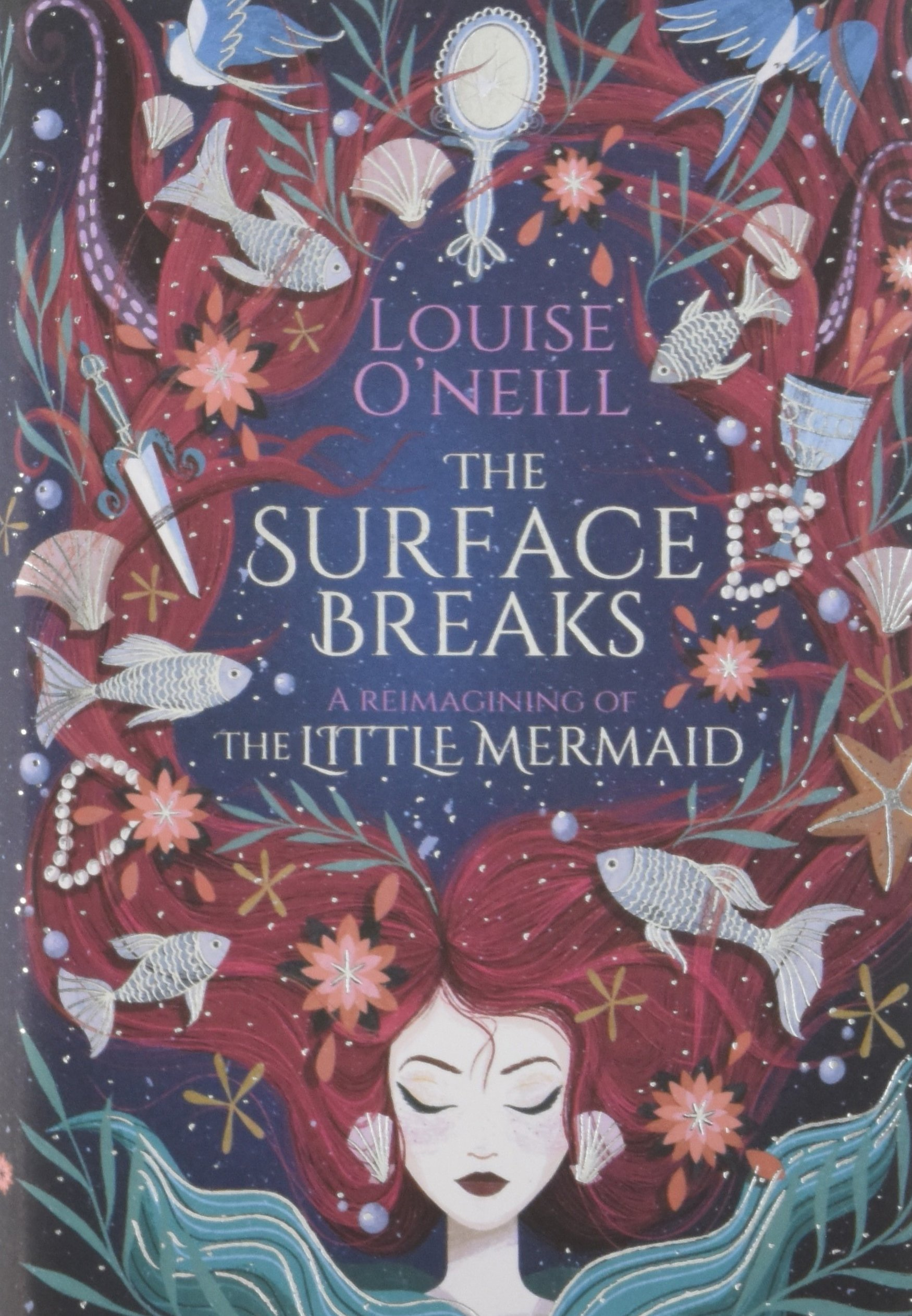 The Surface Breaks: a reimagining of The Little Mermaid pdf epub