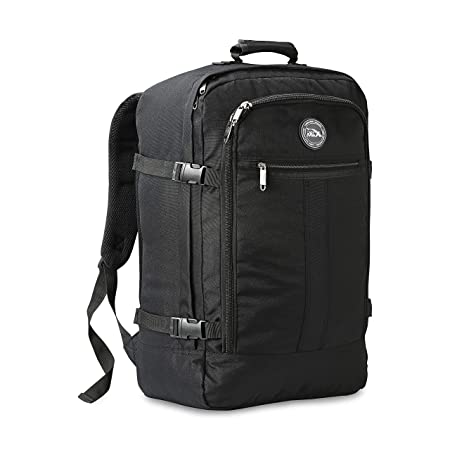 8a68286fd4a8 Cabin Max Backpack Flight Approved Carry On Bag Massive 44 litre Travel  Hand Luggage 55x40x20 cm