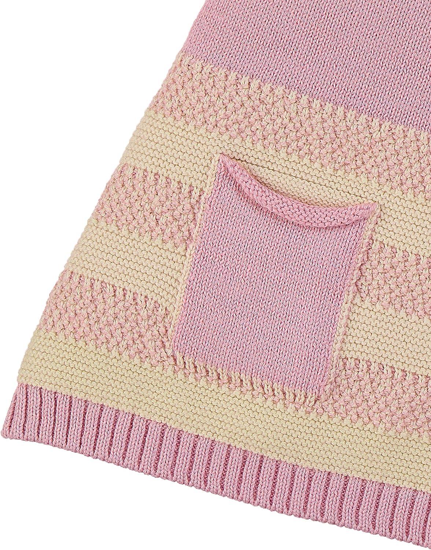 Sterntaler Baby Girls Robe /À Manches Longues Pour Fillettes Dress
