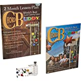 ChordBuddy Guitar Learning System for Classical Guitars. Includes ChordBuddy for Classical Guitars, 2 Month Lesson Plan Book, DVD, and Song Book