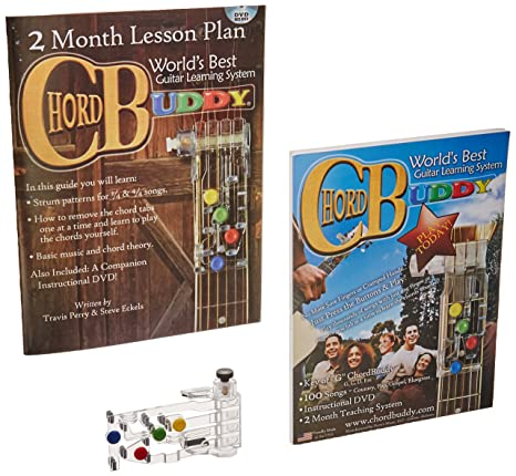 Amazon.com: ChordBuddy Guitar Learning System for Classical Guitars ...