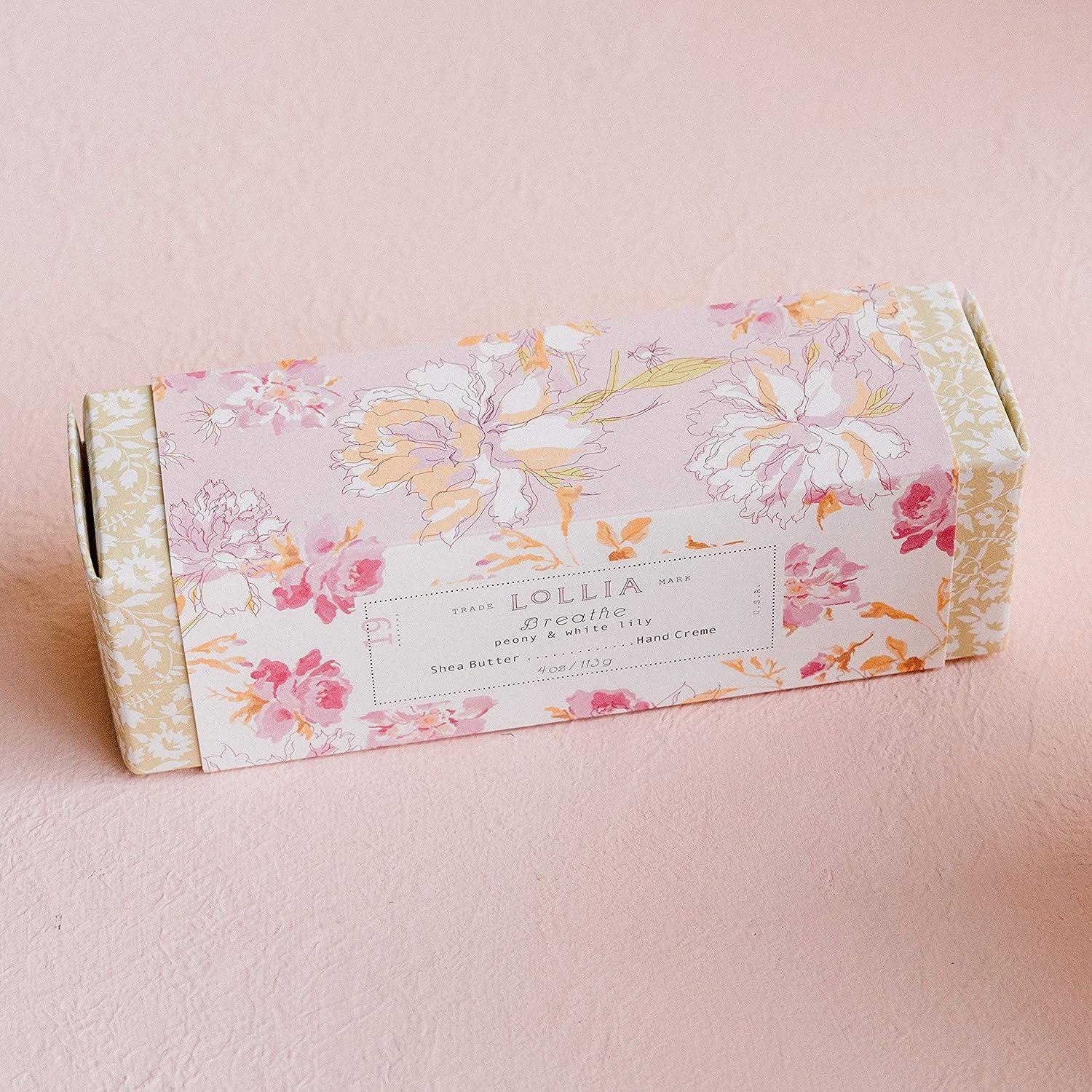 Lollia Breathe Hand Cream