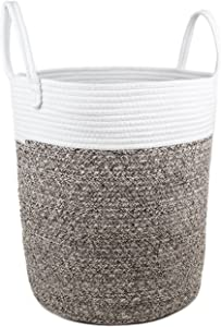 Giveaway: Comfy Cottage Large Rope Basket - 17
