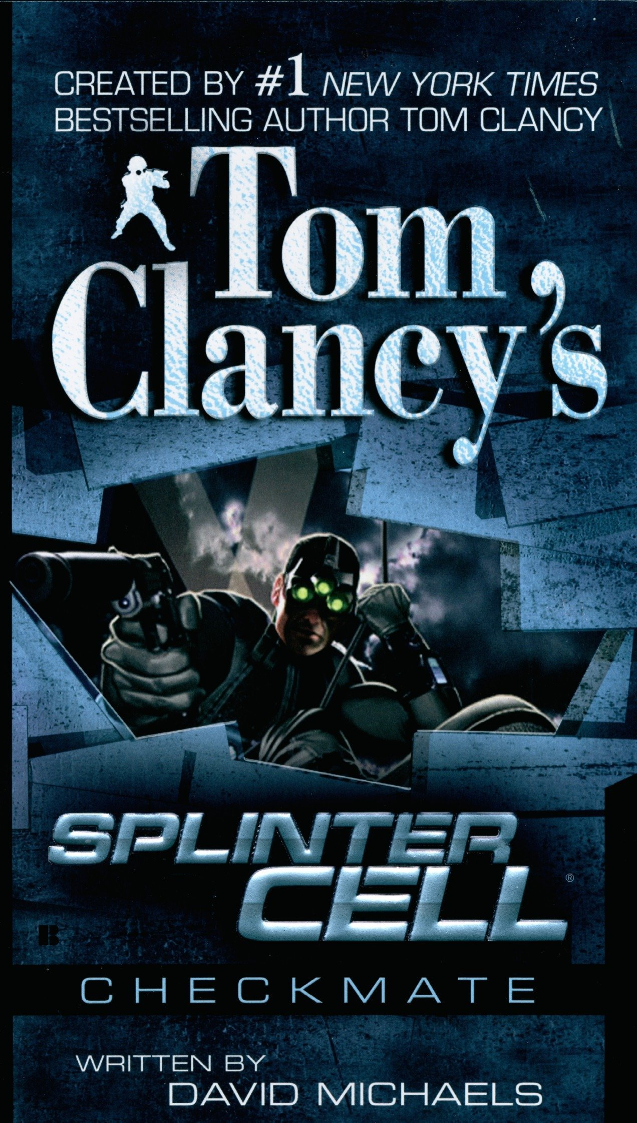 Checkmate Tom Clancys Splinter Cell 9780425212783 Car Alarm Wiring Diagram David Michaels Books