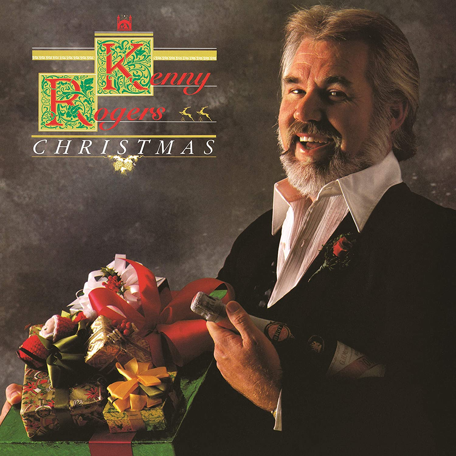 Kenny Rogers - Christmas [LP] - Amazon.com Music