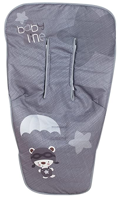 Funda/colchoneta para Silla de bebé Universal: Amazon.es: Bebé