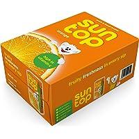 SUNTOP Orange Juice, 18 x 125 ml