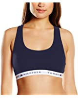 Tommy Hilfiger Women's Cotton Iconic Sports Bra