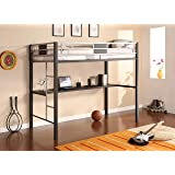 Bunk Bed All In 1 Loft With Trundle Desk Chest Closet
