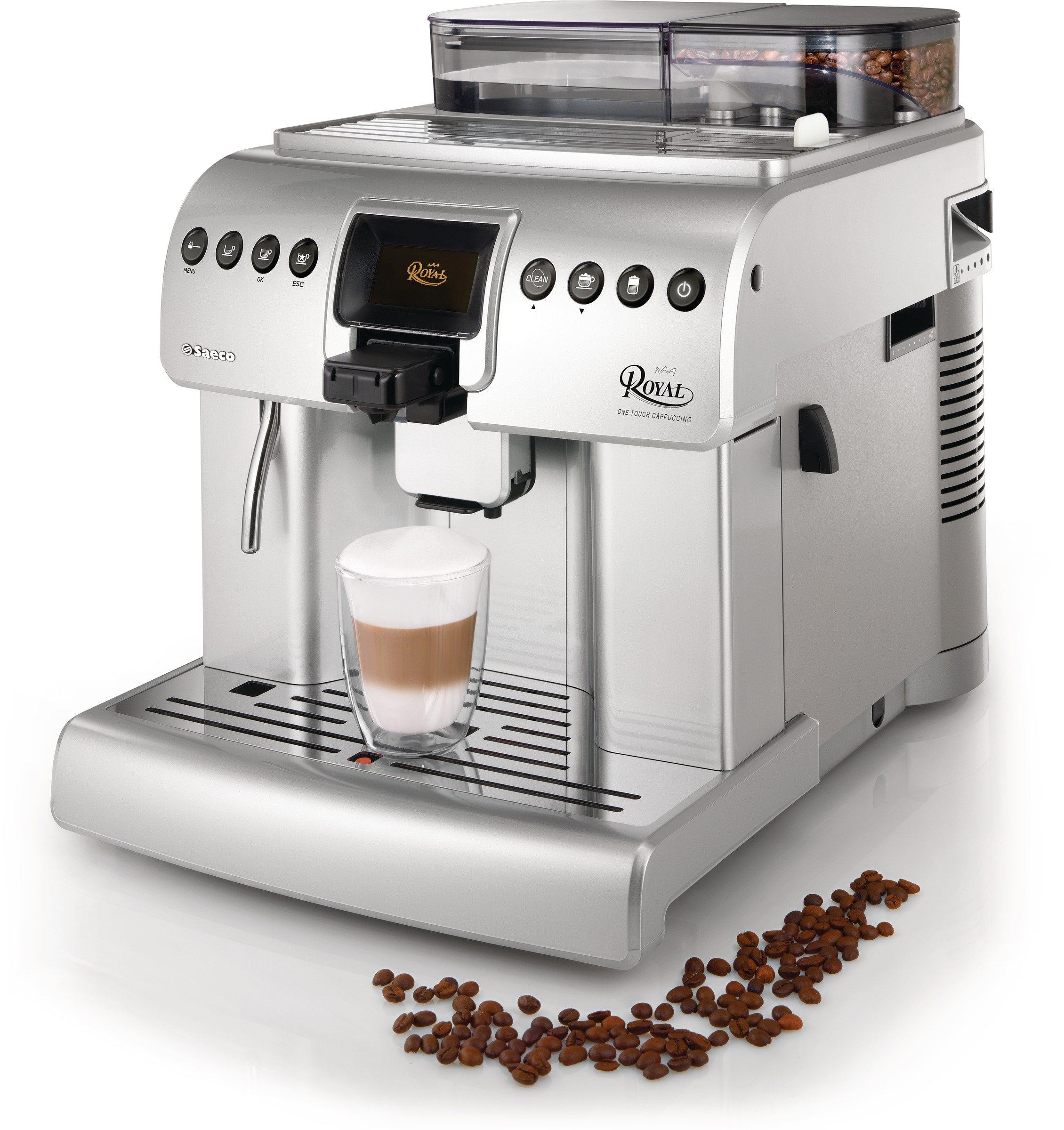 Saeco HD8930/47 Royal One Touch Cappuccino Automatic Espresso Machine by Saeco (Image #2)