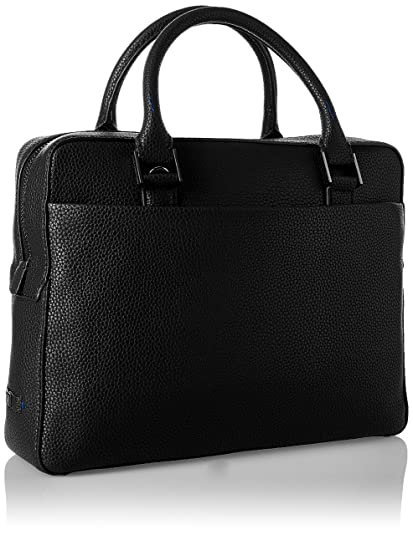 Trussardi Jeans Men's 71B180 Organizer Clutch Black Black 40 cm:  Amazon.co.uk: Shoes & Bags