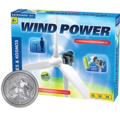 Thames & Kosmos Wind Power Science Kit: Toys & Games