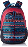 Wildcraft 28 Ltrs Pink School Backpack (Wiki 1 Aztec 1)