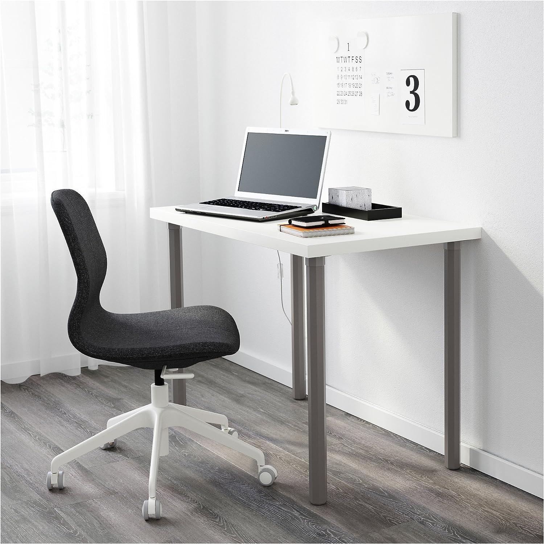 IKEA alvaret sólido Natural madera escritorio patas de mesa – 27,5 ...