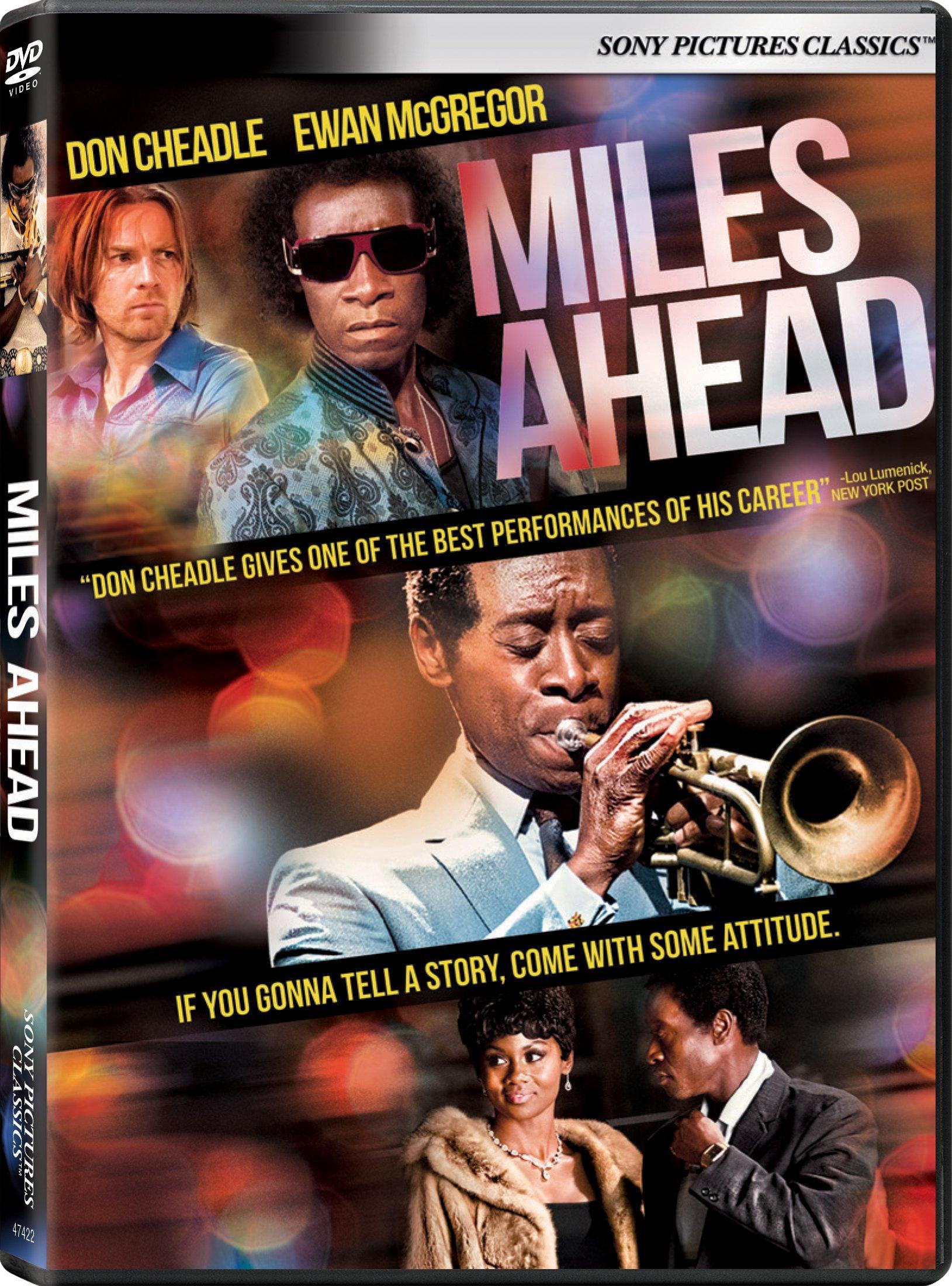 DVD : Don Cheadle - Miles Ahead (DVD)