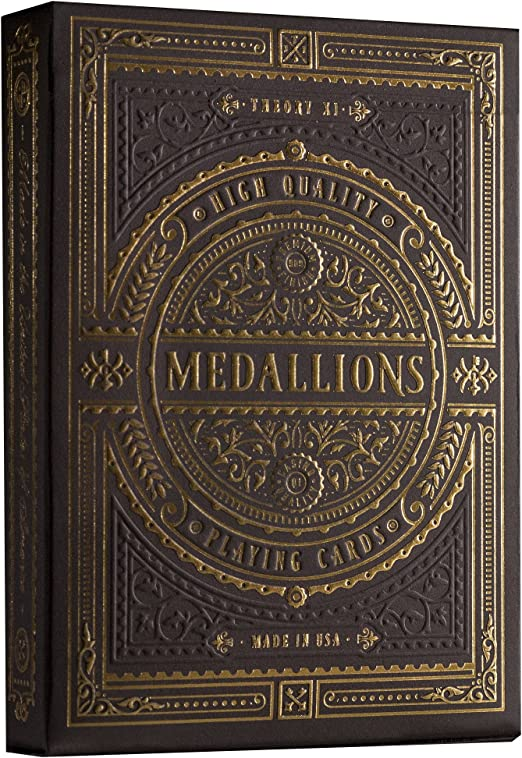 Amazon.com: Medallion Playing Cards: Sports & Outdoors