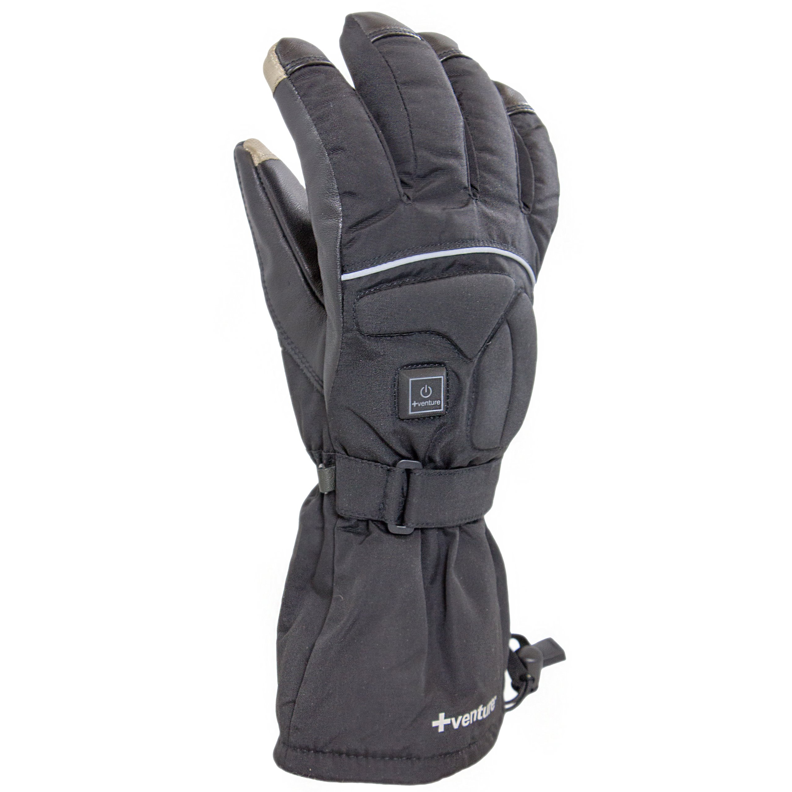 VentureHeat Epic 2.0 Battery Heated Gloves (Black, X-Large)