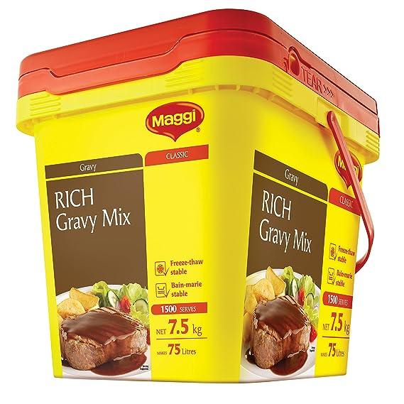 Maggi Rica Mezcla de Salsa de carne 7.5 kg