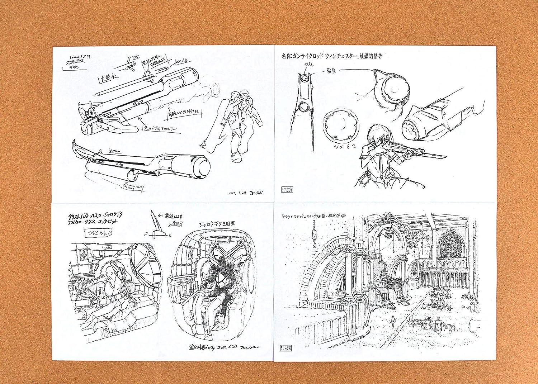 Knight's /& Magic settei sheets