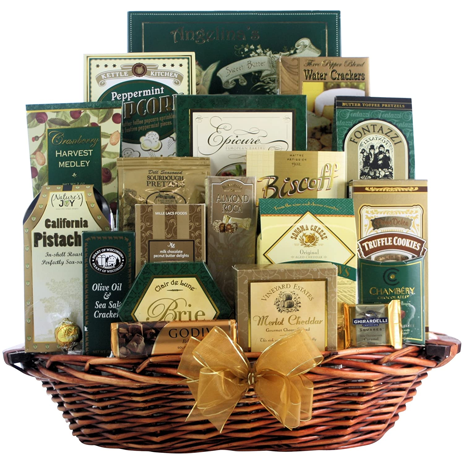 Amazon great arrivals champagne gift basket elegant amazon great arrivals champagne gift basket elegant expressions gourmet snacks and hors doeuvres gifts grocery gourmet food negle Image collections
