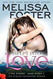 Swept Into Love: Gage Ryder (Love in Bloom: The Ryders Book 5) (English Edition)