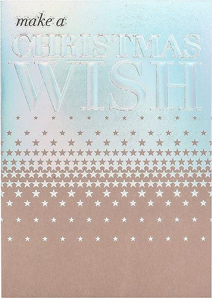 Caractéristique Wish''Make une carte de Noël Taille M: Amazon.fr