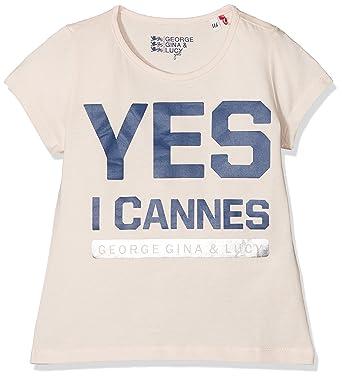 GEORGE GINA /& LUCY GIRLS T-Shirt Bambina