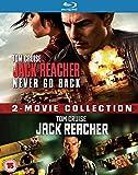 Jack Reacher: 2-Movie Collection [Blu-ray] [2016] [Region Free]