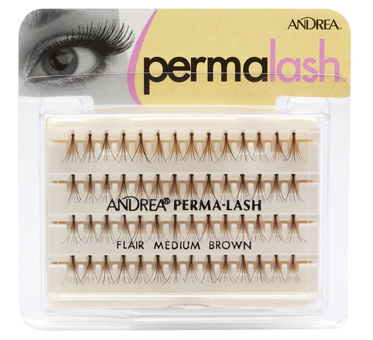 Amazon Andrea Permalash Individual Lashes Flair Medium 56
