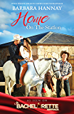 Mills & Boon : Home On The Station - 3 Book Box Set