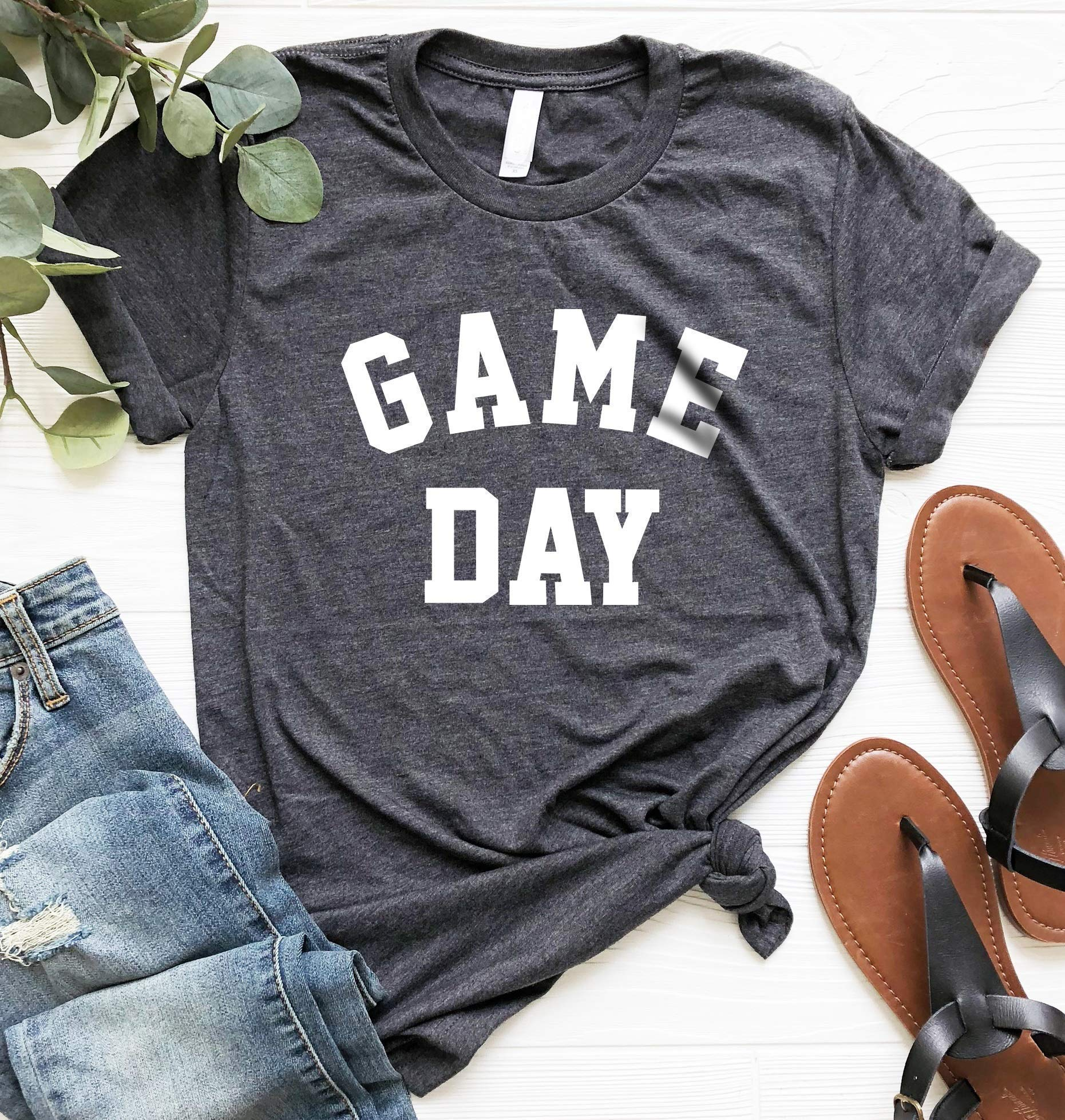 Game Day, Football, Football Mom, Baseball Mom, Sunday Football, Cute Football, Baseball, Sports T Shirt