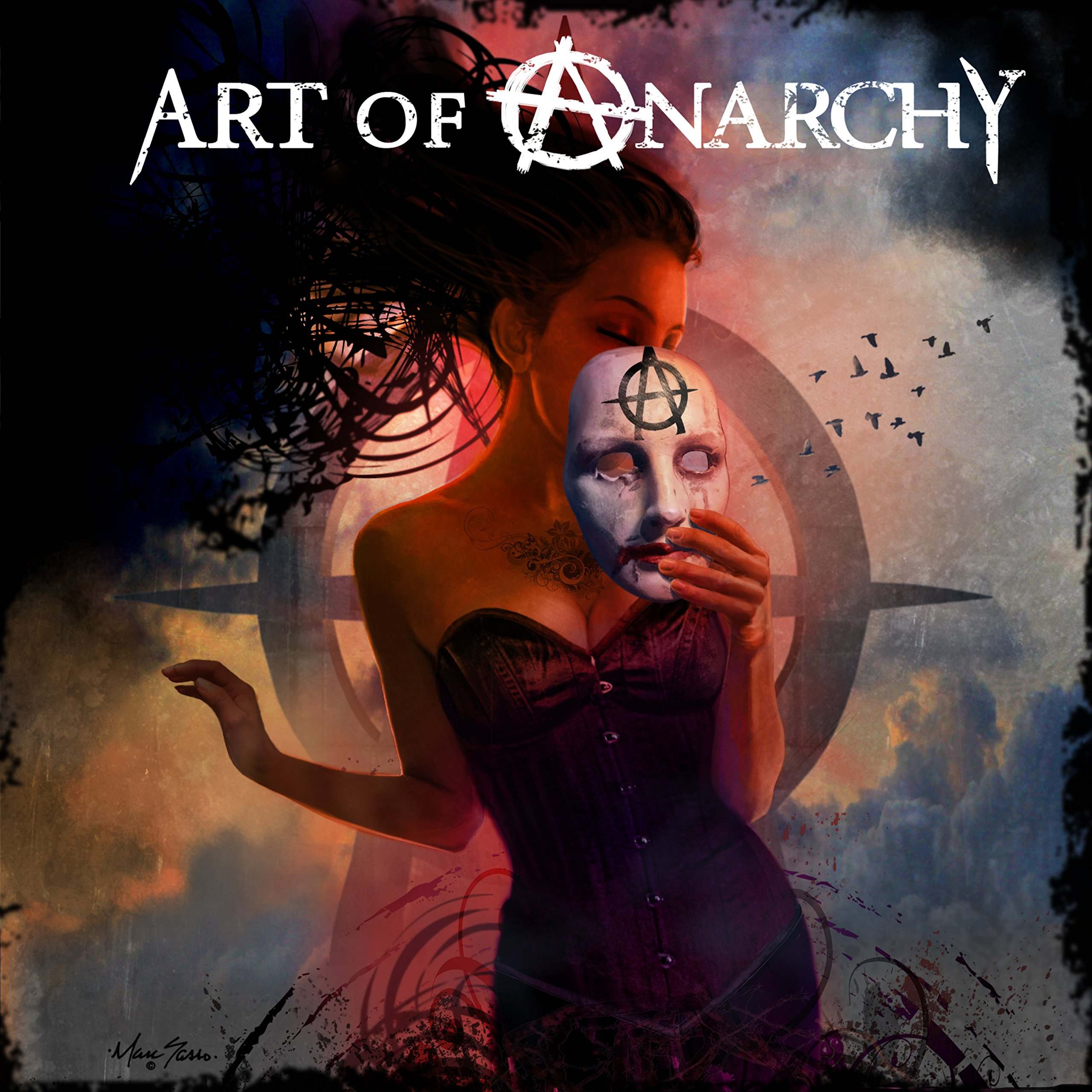CD : Art of Anarchy - Art of Anarchy (CD)
