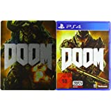 DOOM - 100% Uncut - Day One Edition inkl. Steelbook (exklusiv bei Amazon.de) - [PlayStation 4]