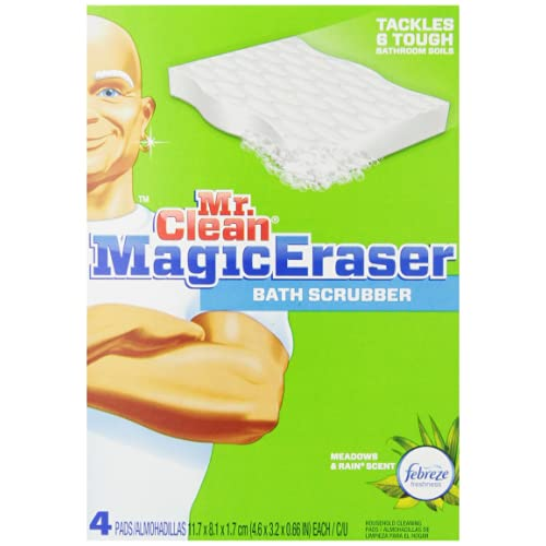 Well, Mr. Clean Erasers Are A Common Choice In The Cleaning World Because  The Work So Darn Well!