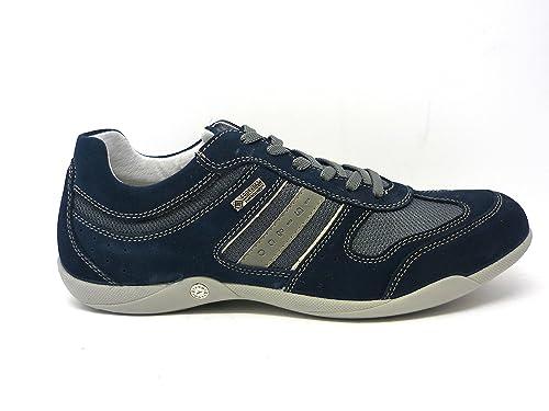 IGI & Co Hombre Zapatillas Transpirable de Goretex Surround Azul Size: 44