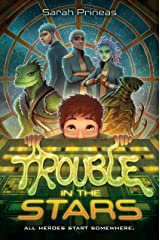 Trouble in the Stars Kindle Edition