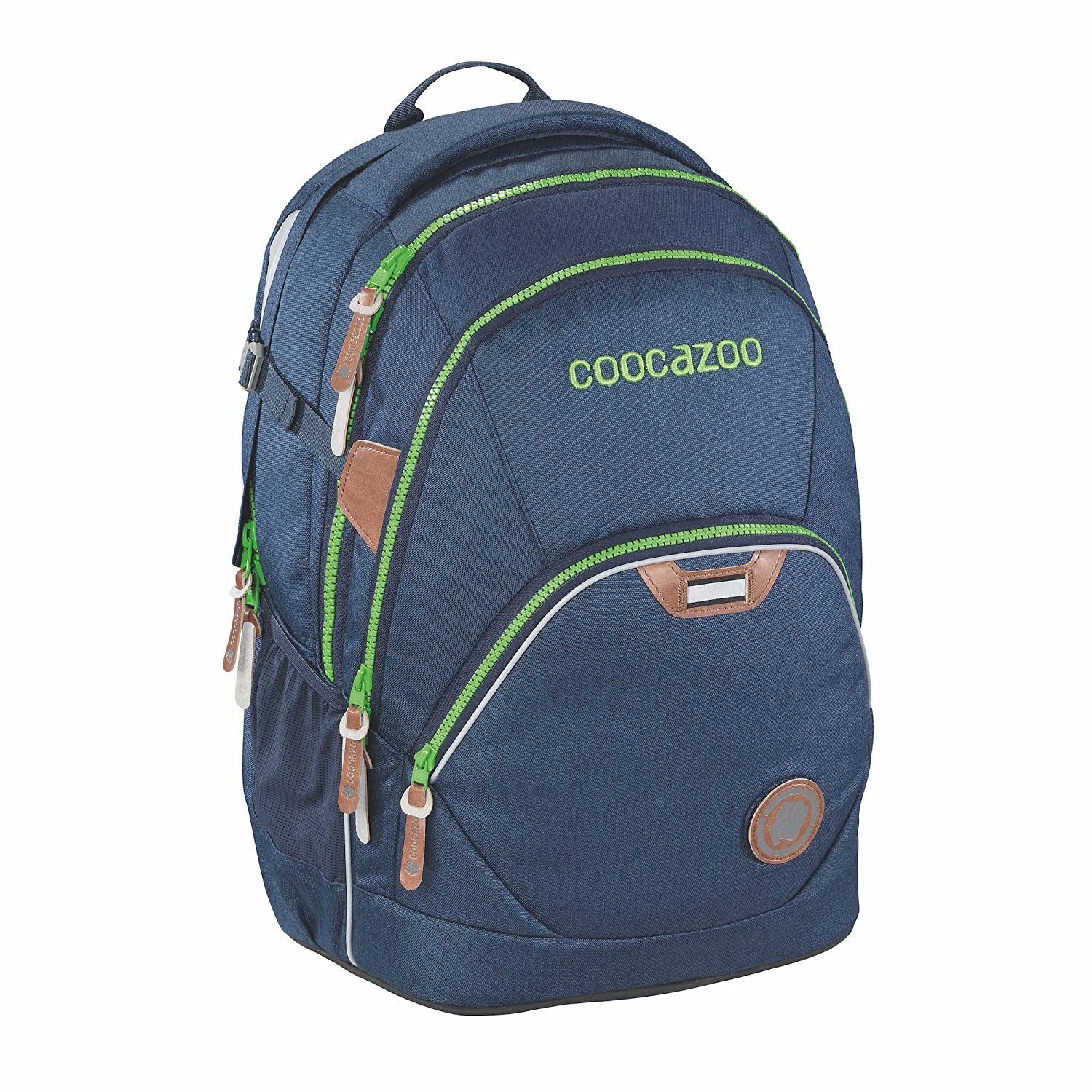 19be507f900d2 COOCAZOO 138690 Evverclevver2 2teiliges Set Navy Melange  Amazon.de   Koffer